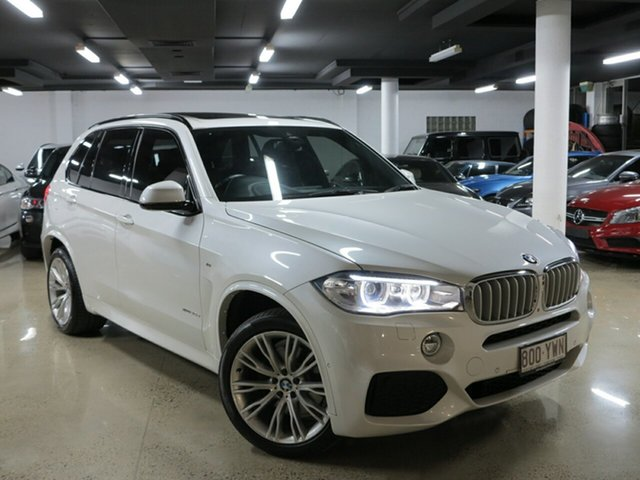 Used BMW X5 xDrive40d, Albion, 2015 BMW X5 xDrive40d Wagon