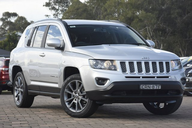 Used Jeep Compass Limited, Narellan, 2013 Jeep Compass Limited SUV