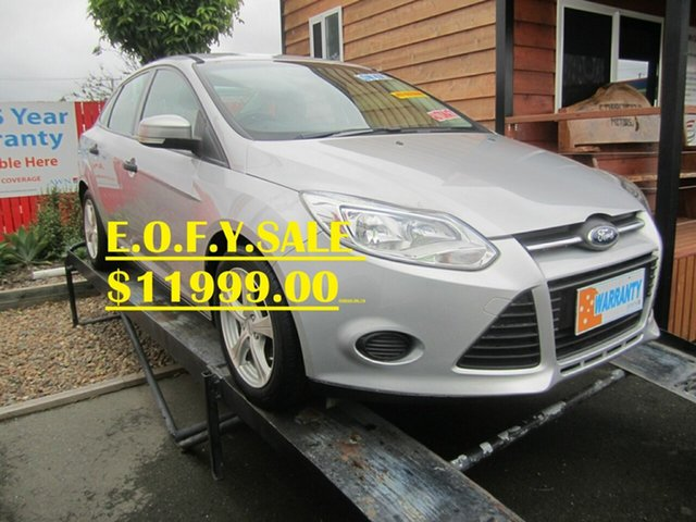 Discounted Used Ford Focus Ambiente, Capalaba, 2012 Ford Focus Ambiente Sedan