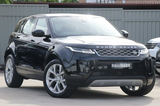 Demonstrator, Demo, Near New Land Rover Range Rover Evoque D180 SE, Blakehurst, 2019 Land Rover Range Rover Evoque D180 SE Wagon