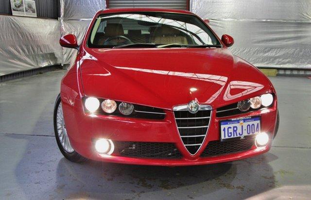Used Alfa Romeo 159 JTD, Myaree, 2008 Alfa Romeo 159 JTD Sedan