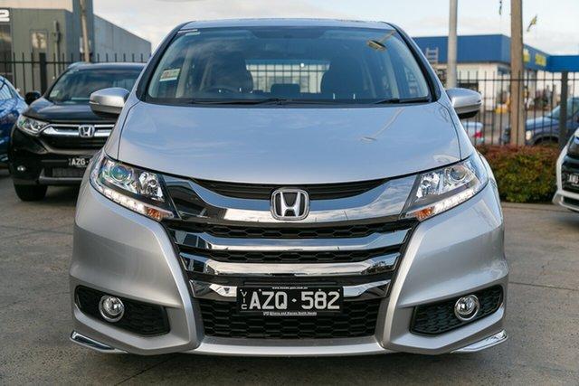 Demonstrator, Demo, Near New Honda Odyssey VTi, Oakleigh, 2019 Honda Odyssey VTi RC MY19 Wagon