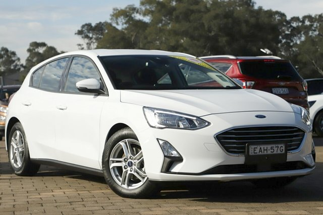 Used Ford Focus Trend, Warwick Farm, 2018 Ford Focus Trend Hatchback