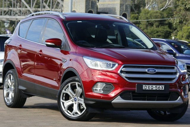 Used Ford Escape Titanium AWD, Warwick Farm, 2018 Ford Escape Titanium AWD SUV