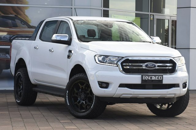 Used Ford Ranger XLT Pick-up Double Cab, Narellan, 2018 Ford Ranger XLT Pick-up Double Cab Utility