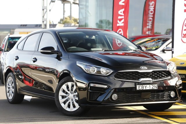 Demonstrator, Demo, Near New Kia Cerato S, Warwick Farm, 2019 Kia Cerato S Hatchback