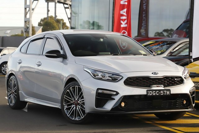 Demonstrator, Demo, Near New Kia Cerato GT DCT, Warwick Farm, 2019 Kia Cerato GT DCT Hatchback
