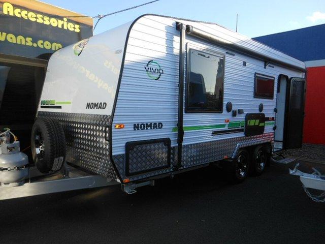 New Vivid Caravans Nomad, Pialba, 2019 Vivid Caravans Nomad Caravan