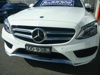 2014 Mercedes-Benz C250 BlueTEC Estate 7G-Tronic + Wagon.