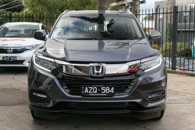 Demonstrator, Demo, Near New Honda HR-V VTi-S, Oakleigh, 2019 Honda HR-V VTi-S MY19 Hatchback