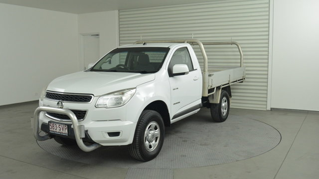 Used Holden Colorado LX 4x2, Narellan, 2012 Holden Colorado LX 4x2 Cab Chassis