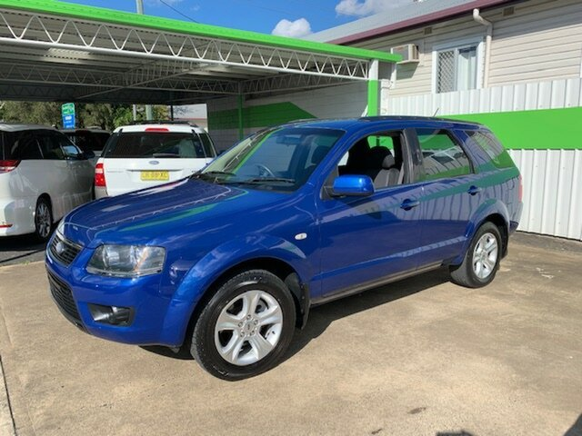 Used Ford Territory Series 2, Casino, 2010 Ford Territory Series 2 Wagon
