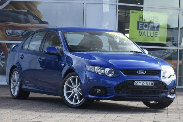 Used Ford Falcon XR6, Southport, 2013 Ford Falcon XR6 Sedan