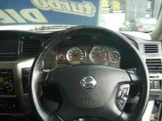 2013 Nissan Patrol DX Wagon.
