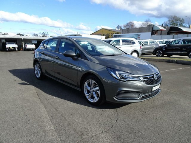Used Holden Astra RS, Nowra, 2019 Holden Astra RS Hatchback