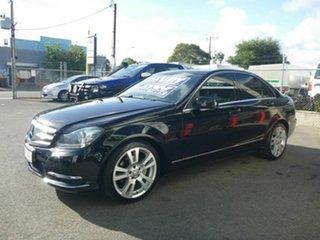2013 Mercedes-Benz C250 CDI Avantgarde 7G-Tronic + Sedan.