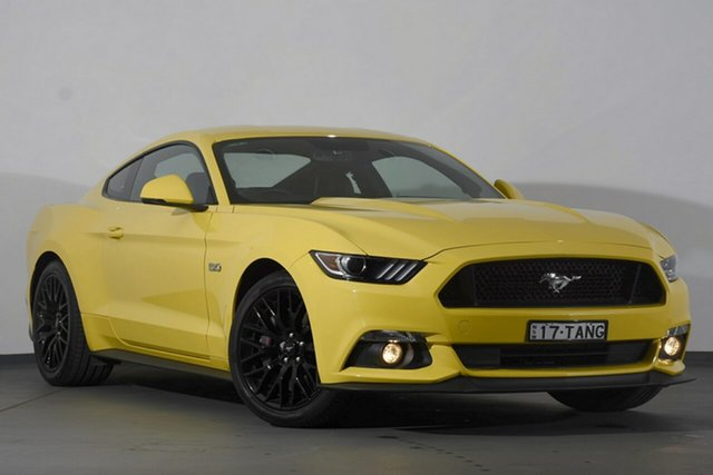 Used Ford Mustang GT Fastback SelectShift, Warwick Farm, 2017 Ford Mustang GT Fastback SelectShift Fastback