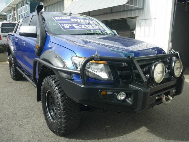 Used Ford Ranger XLS Double Cab, Edwardstown, 2014 Ford Ranger XLS Double Cab Utility