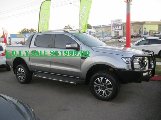 Used Ford Ranger, Capalaba, 2016 Ford Ranger Utility