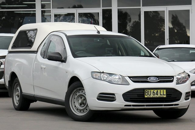 Used Ford Falcon Ute Super Cab, Narellan, 2013 Ford Falcon Ute Super Cab Utility