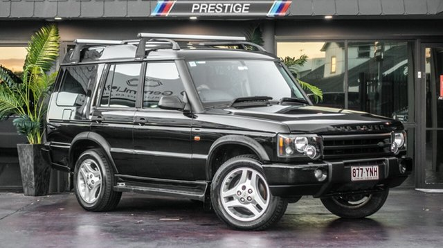 Used Land Rover Discovery SE (4x4), Bowen Hills, 2003 Land Rover Discovery SE (4x4) Wagon
