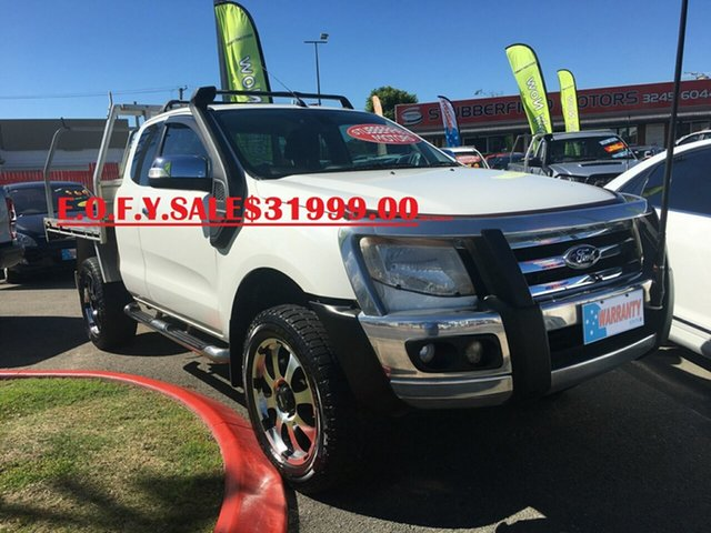 Used Ford Ranger 4x4, Capalaba, 2013 Ford Ranger 4x4 Dual Cab