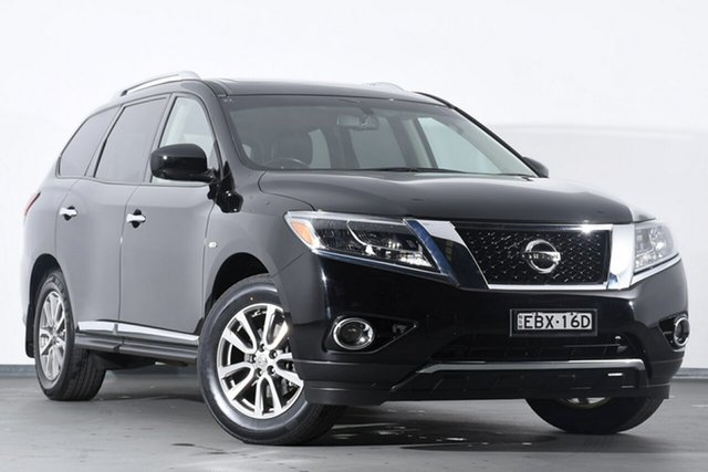 Used Nissan Pathfinder ST-L X-tronic 2WD, Campbelltown, 2013 Nissan Pathfinder ST-L X-tronic 2WD SUV