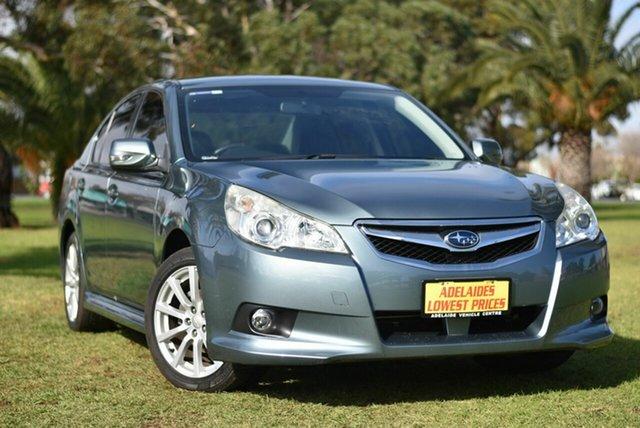Used Subaru Liberty 2.5i Lineartronic AWD, Enfield, 2011 Subaru Liberty 2.5i Lineartronic AWD Sedan