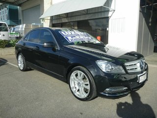 2013 Mercedes-Benz C250 CDI Avantgarde 7G-Tronic + Sedan.