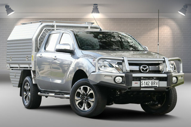 Used Mazda BT-50 XTR, Nailsworth, 2017 Mazda BT-50 XTR Utility