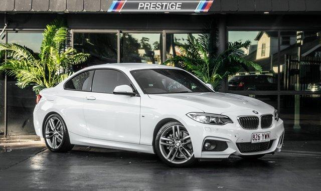 Used BMW 228i Sport Line, Bowen Hills, 2014 BMW 228i Sport Line Coupe