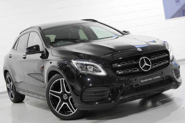 Used Mercedes-Benz GLA220 d DCT, Narellan, 2018 Mercedes-Benz GLA220 d DCT Wagon