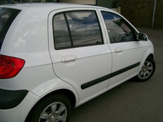 2010 Hyundai Getz 5 door Hatchback.