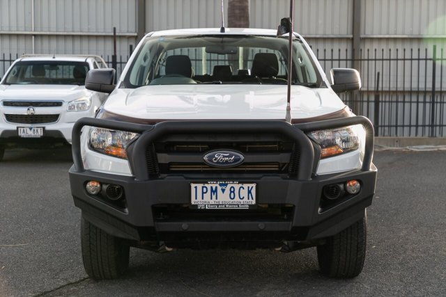 Used Ford Ranger XL Double Cab, Oakleigh, 2015 Ford Ranger XL Double Cab PX MkII Utility