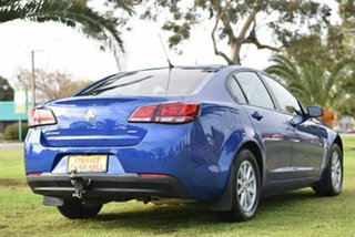 2016 Holden Commodore Evoke Sedan.