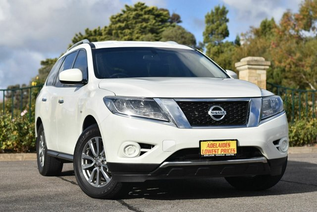 Used Nissan Pathfinder ST X-tronic 4WD, Enfield, 2015 Nissan Pathfinder ST X-tronic 4WD Wagon
