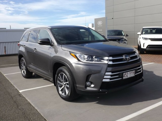 Used Toyota Kluger GXL AWD, Toowoomba, 2018 Toyota Kluger GXL AWD Wagon