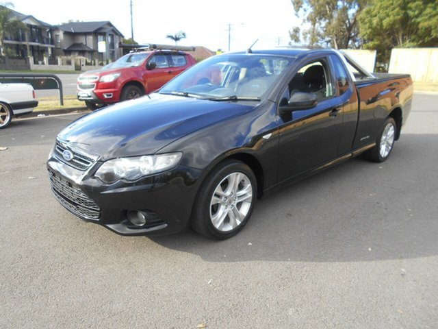 Used Ford Falcon XR6 (LPi), Bankstown, 2012 Ford Falcon XR6 (LPi) Utility