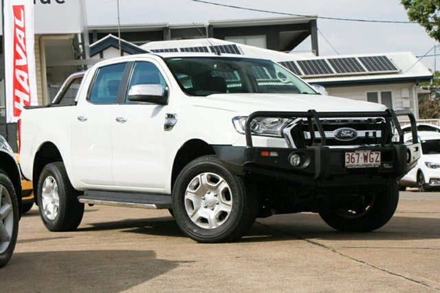 Used Ford Ranger XLT Double Cab, Indooroopilly, 2016 Ford Ranger XLT Double Cab Utility