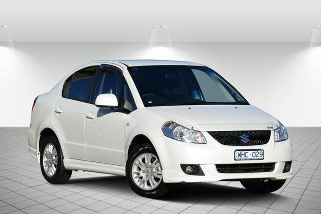 Used Suzuki SX4 GLX, Oakleigh, 2008 Suzuki SX4 GLX Sedan
