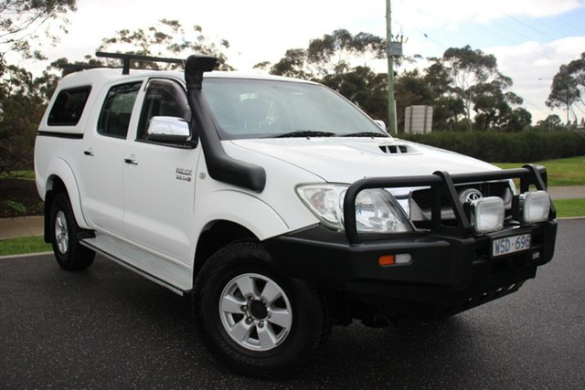 Used Toyota Hilux SR5, Officer, 2008 Toyota Hilux SR5 Utility