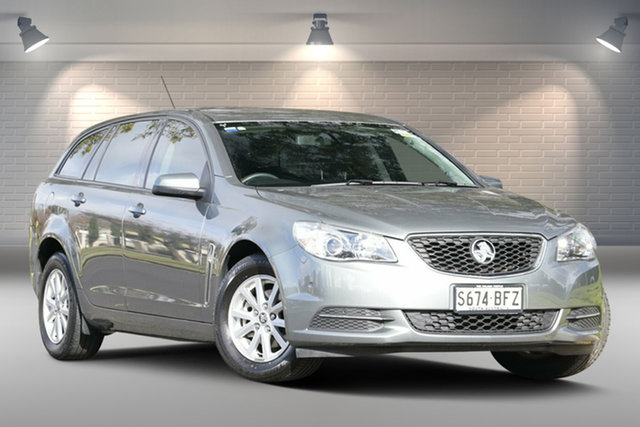 Used Holden Commodore Evoke Sportwagon, Modbury, 2015 Holden Commodore Evoke Sportwagon Wagon
