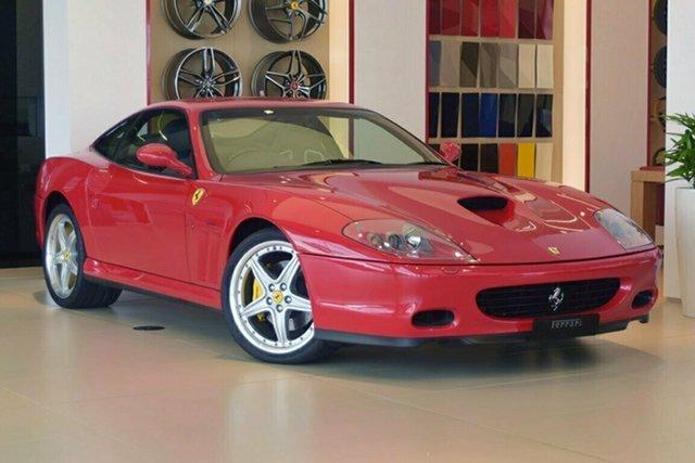 Used Ferrari 575 Maranello F1, Narellan, 2003 Ferrari 575 Maranello F1 Coupe