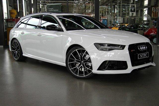 Used Audi RS6 performance Avant Tiptronic Quattro, North Melbourne, 2018 Audi RS6 performance Avant Tiptronic Quattro Wagon