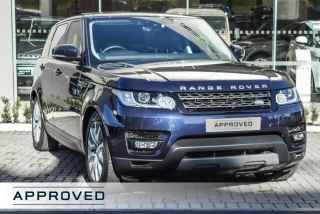 Used Land Rover Range Rover Sport SDV6 CommandShift SE, Berwick, 2017 Land Rover Range Rover Sport SDV6 CommandShift SE Wagon