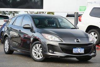 2013 Mazda 3 Maxx Sport Hatchback.