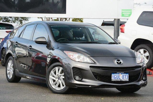 Used Mazda 3 Maxx Sport, Mandurah, 2013 Mazda 3 Maxx Sport Hatchback