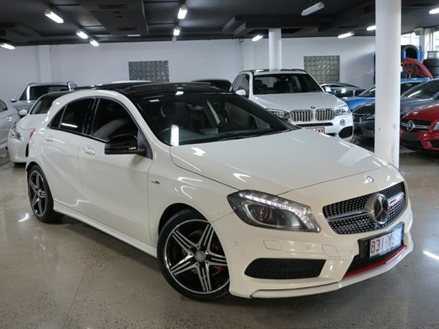 Used Mercedes-Benz A250 Sport D-CT, Albion, 2013 Mercedes-Benz A250 Sport D-CT Hatchback