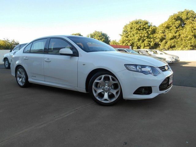 Used Ford Falcon XR6, Mount Isa, 2012 Ford Falcon XR6 FG MkII Sedan