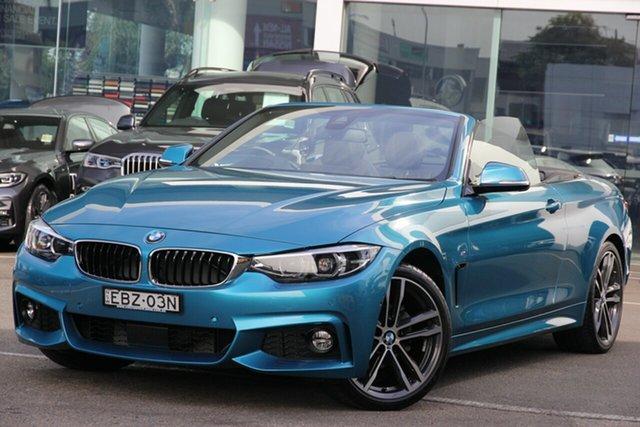 Used BMW 420i M Sport, Brookvale, 2017 BMW 420i M Sport Convertible